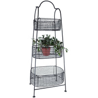 Three Tier Storage Rack | Annie Mo's