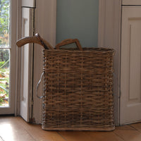 Rattan Umbrella Stand - Product Shot | Annie Mo's