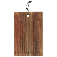 Rectangular Cutting Board with Grooves | Annie Mo's