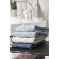 Knitted Cotton Kitchen Hand Towels | Annie Mo's
