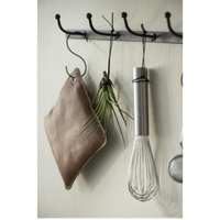 Five Metal Hook Rack 63cm | Annie Mo's