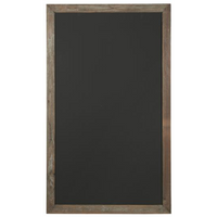 Blackboard in Wooden Frame 100cm | Annie Mo's