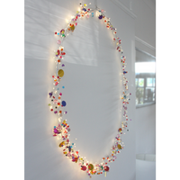 Folklore Circle LED Ornament 60cm