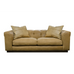 Editor Three Seat Sofa | Leather
