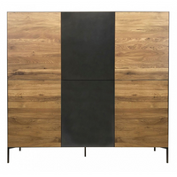 Ortello Highboard with Four Doors | Annie Mo's