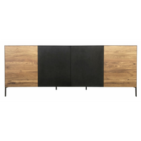Ortello Four Door Sideboard