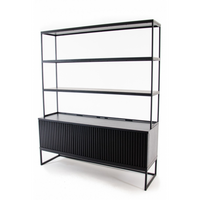 Timo Racks for Three Door Sideboards 158cm Wide | Annie Mo's