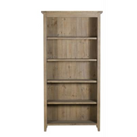 Malta Reclaimed Wood Bookcase | Annie Mo's