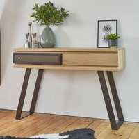 Elements Two Drawer Console Table | Annie Mo's