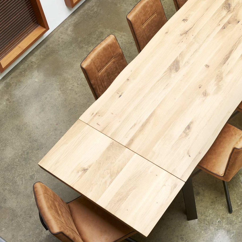 Extension Leaves for the Elements Dining Tables | Annie Mo's