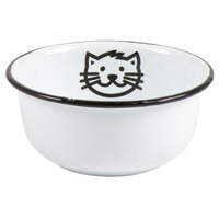 Bowl for Cats - Enamel | Annie Mo's