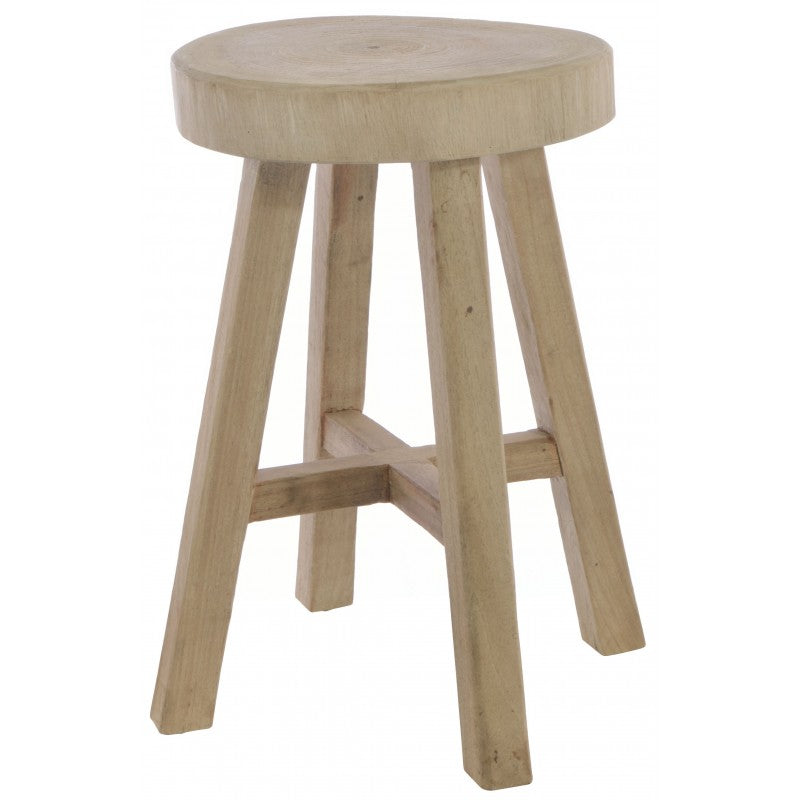 Log Seat Stool 48cm | Annie Mo's