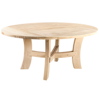 YASK Merryl Oval Dining Table | Annie Mo's