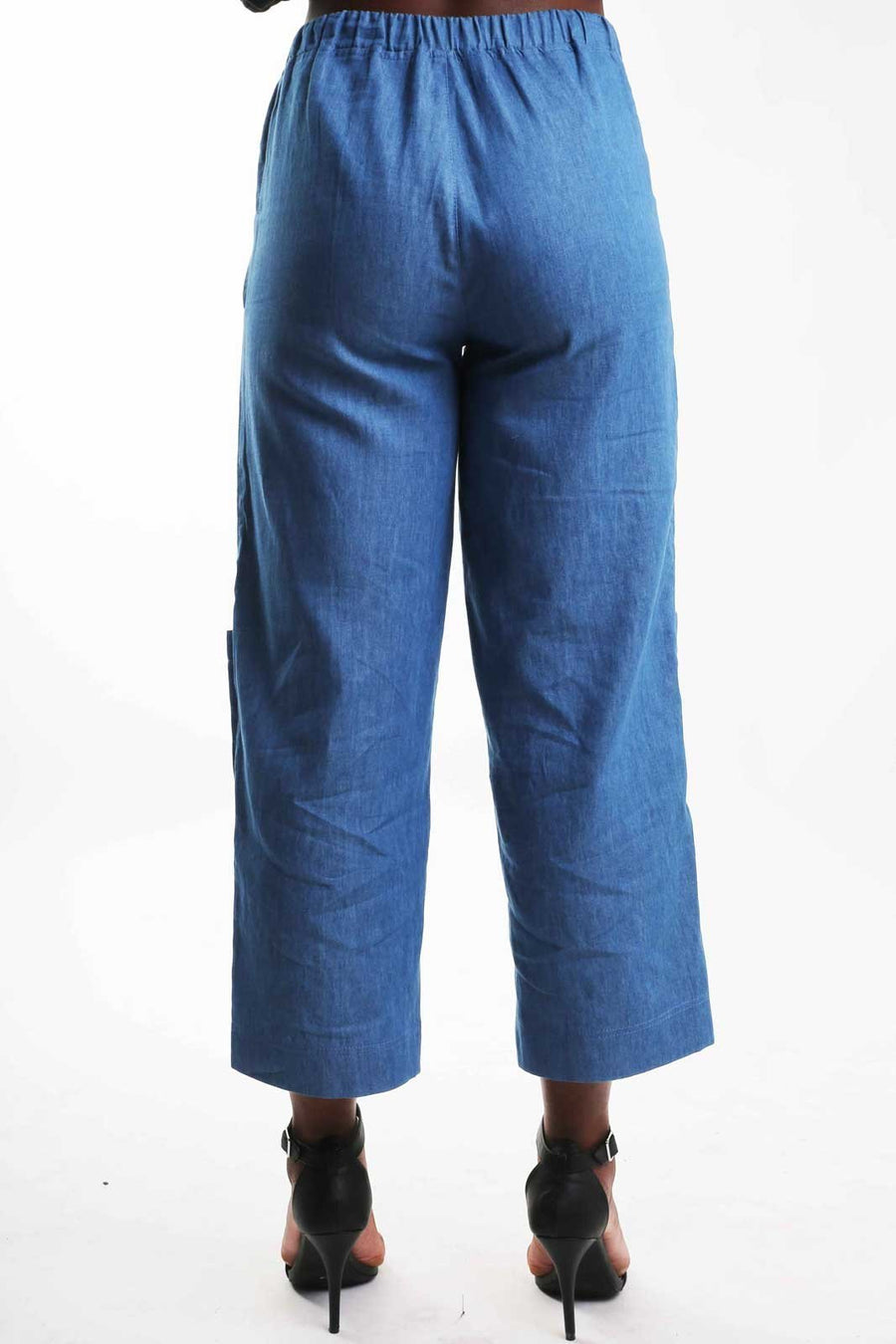 Island Bliss Denim Trousers
