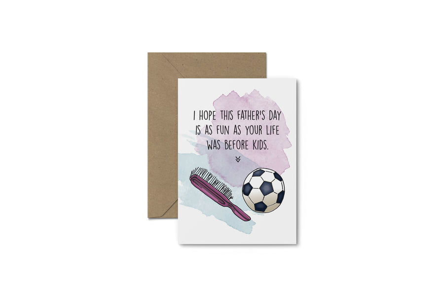 This Father's Day! Father's Day Card