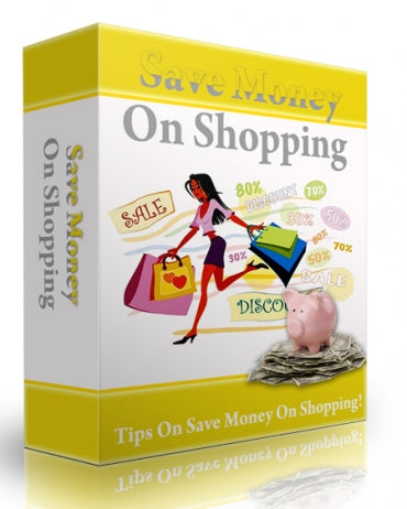 How to Save Money On Shopping?