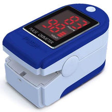 Load image into Gallery viewer, Oximeter Finger Clip Type Medical Oxygen Saturation Tester Heart Rate Monitoring Household Pulse Meter Fingers Clips Detector