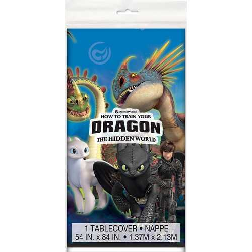 How to Train Your Dragon: The Hidden World - Plastic Table Cover
