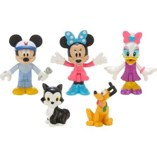 Disney - Junior Minnie Mouse Minnie's Happy Helper Friends