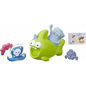 UglyDolls BABO and Squish-and-Go Sharwhal 2 Toy Figures with Accessories