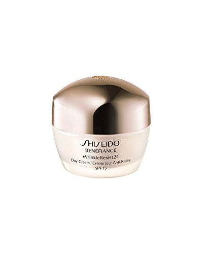 Shiseido SPF 18 Benefiance Wrinkle-Resist 24 Day Cream for Unisex, 1.8 Ounce