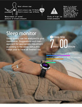 Load image into Gallery viewer, Fitness Bracelet IP67 Waterproof Color-Screen Bluetooth Smart Wristband M10 Heart Rate Monitor Sport Smart Tracker