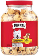 Load image into Gallery viewer, Milk-Bone MaroSnacks Dog Treats for Dogs of All Sizes 40 Ounces