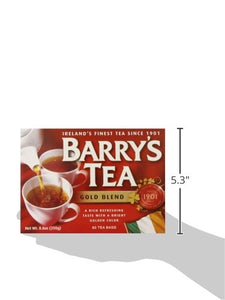 Barrys Gold 80 Bags (Pack Of 2)