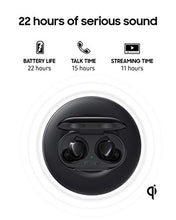 Load image into Gallery viewer, Samsung Galaxy Buds+ Plus, True Wireless Earbuds w/improved battery and call quality (Wireless Charging Case included), Black – US Version