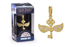 Load image into Gallery viewer, The Noble Collection Lumos Harry Potter Charm No. 12 - Winged Key