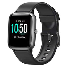 Load image into Gallery viewer, YAMAY Fitness Tracker Heart Rate Monitor Oshen Watches for Men Women,Fitness Watch IP68 Waterproof Digital Watch Sport Watch with Step Sleep Tracker Call Message Alerts Compatible iPhone and Android Phones