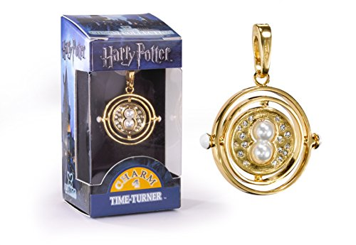 The Noble Collection Lumos Harry Potter Charm No. 4 - Time Turner