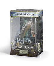 Load image into Gallery viewer, The Noble Collection Harry Potter Magical Creatures: No.3 Basilisk
