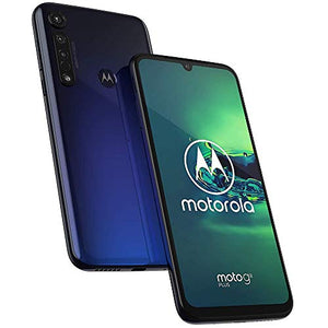 "Motorola Moto G8+ Plus (64GB, 4GB) 6.3"", 48 MP Camera, 4000mAh Battery, Dual SIM"