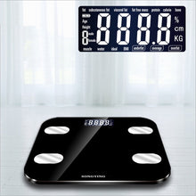 Load image into Gallery viewer, 13 Body Index Electronic Smart Weighing Scales Bathroom Body Fat bmi Scale Digital Human Weight Mi Scales Floor lcd display