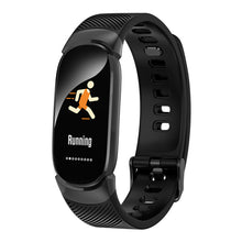 Load image into Gallery viewer, QW16 Smart Bracelet Fitness Tracker Band 3 Heart Rate Monitor Waterproof Pedometer Sport Watch Fashion Smart Wristband