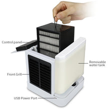 Load image into Gallery viewer, Portable Mini Air Conditioner Artic Air Cooler Air Cooler Quick Easy Way to Cool Any Space Air Conditioner fan