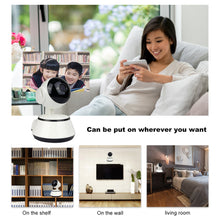 Load image into Gallery viewer, Baby Monitor Portable WiFi IP Camera 720P HD Wireless Smart Baby Camera Audio Video Record Surveillance Home Security Camera