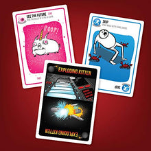 Load image into Gallery viewer, Exploding Kittens Card Game - Family-Friendly Party Games - Card Games For Adults, Teens & Kids