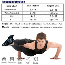 Load image into Gallery viewer, Hylaea Unisex Non Slip Grip Socks for Yoga,