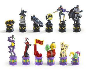 The Batman Chess Set (The Dark Knight vs The Joker)