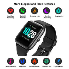 Load image into Gallery viewer, Fitpolo Fitness Tracker Watch with Heart Rate and Sleep Monitor