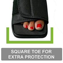 Load image into Gallery viewer, Mars Wellness Premium Post Op Broken Toe/Foot Fracture Square Toe Walking Shoe - Mens - Medium