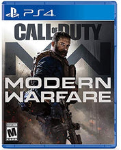 Load image into Gallery viewer, Call of Duty: Modern Warfare - PlayStation 4