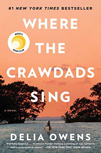Where the Crawdads Sing Kindle Edition  by Delia Owens