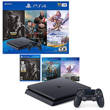 Load image into Gallery viewer, PlayStation 4 Slim 1TB Console - Only On PlayStation Bundle