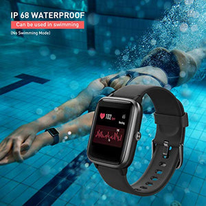Fitpolo Fitness Tracker Watch with Heart Rate and Sleep Monitor