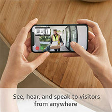 Load image into Gallery viewer, All-new Ring Video Doorbell 3 Plus – 1080p HD video, improved motion detection, 4-second previews, easy installation