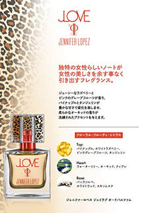 Jennifer Lopez J Love Eau De Parfums, 1 Fluid Ounce