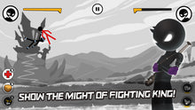 Load image into Gallery viewer, Sticked Man Fighting - Cartoon War Games